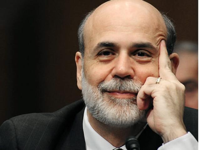 Ben Bernanke QE Taper